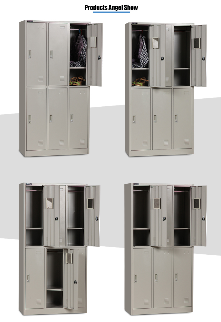 6 Door Locker