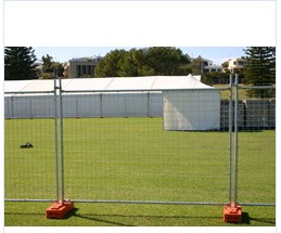 Hot DIP Galvanized Australia Temporary Fence with High Quality