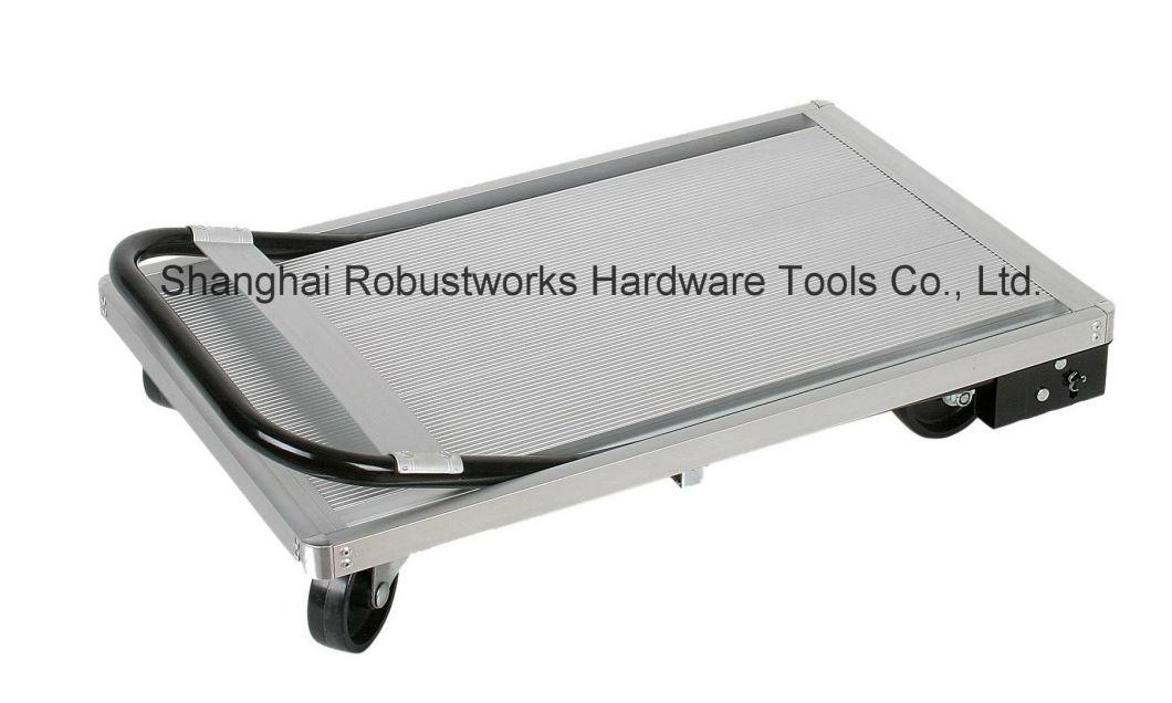 Aluminium Platform Hand Trolley (HT041-200-1)