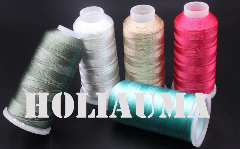 Holiauma New 15 Colors Single Head Computerized Embroidery Machine