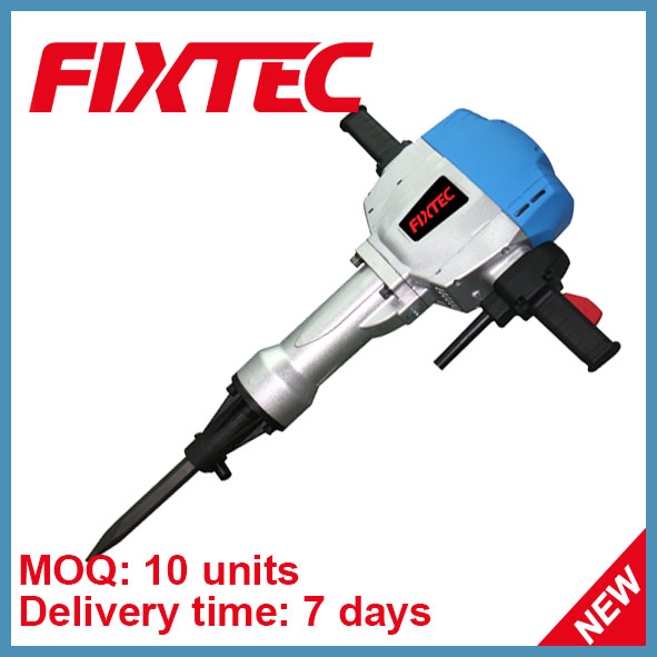 Fixtec Power Tool 2000W 60j Electric Demolition Hammer Breaker