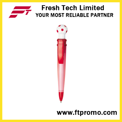 Cheap OEM Football Promotional Ball Point Pen