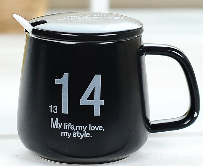 High quality New Bone China Ceramic Mug Coffee Cup