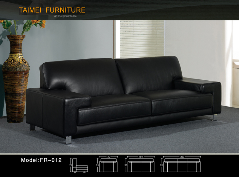 China Modern Contemporary Leather Sofa