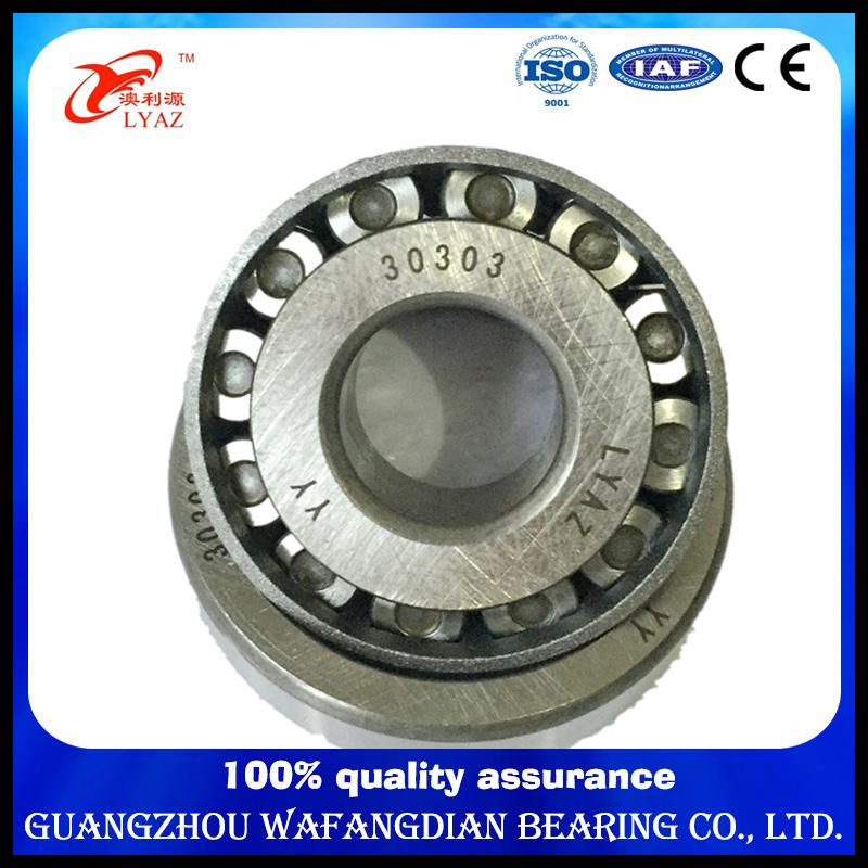 Tapered Roller Bearing 30206, Auto Bearings, Chrome Steel Bearings