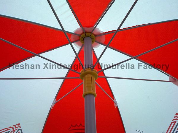 Customized Outdoor Sun Umbrella for Advertising (BU-0045)