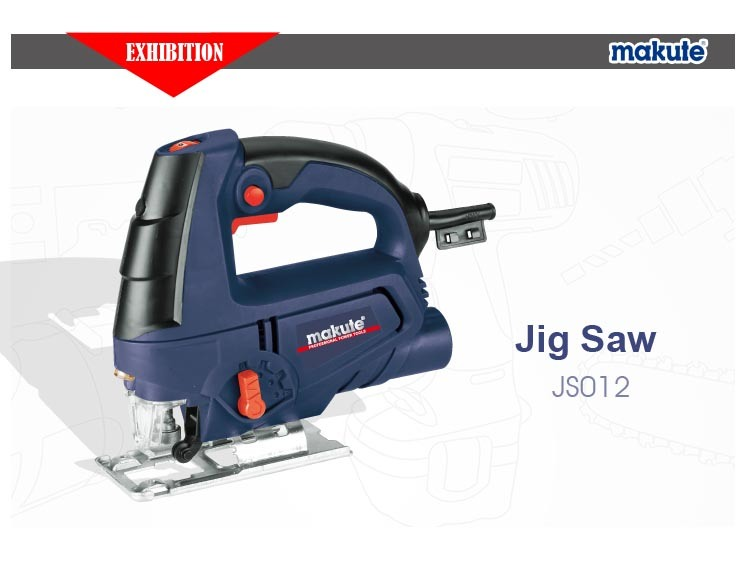 65mm Makute Electric Jig Saw with Laser Cutting Tools