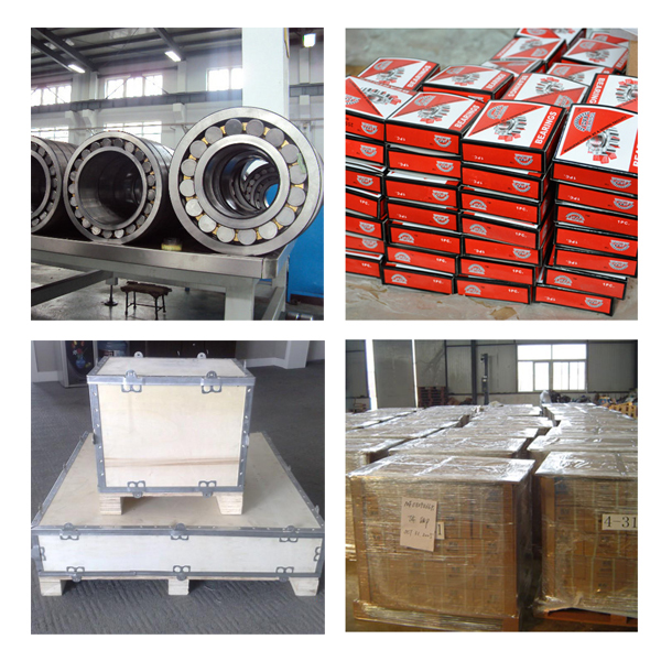 Stable Precision Quality Spherical Roller Bearing (22330-22344)
