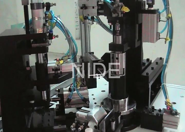 Multi-Pole Stator Winding Machine