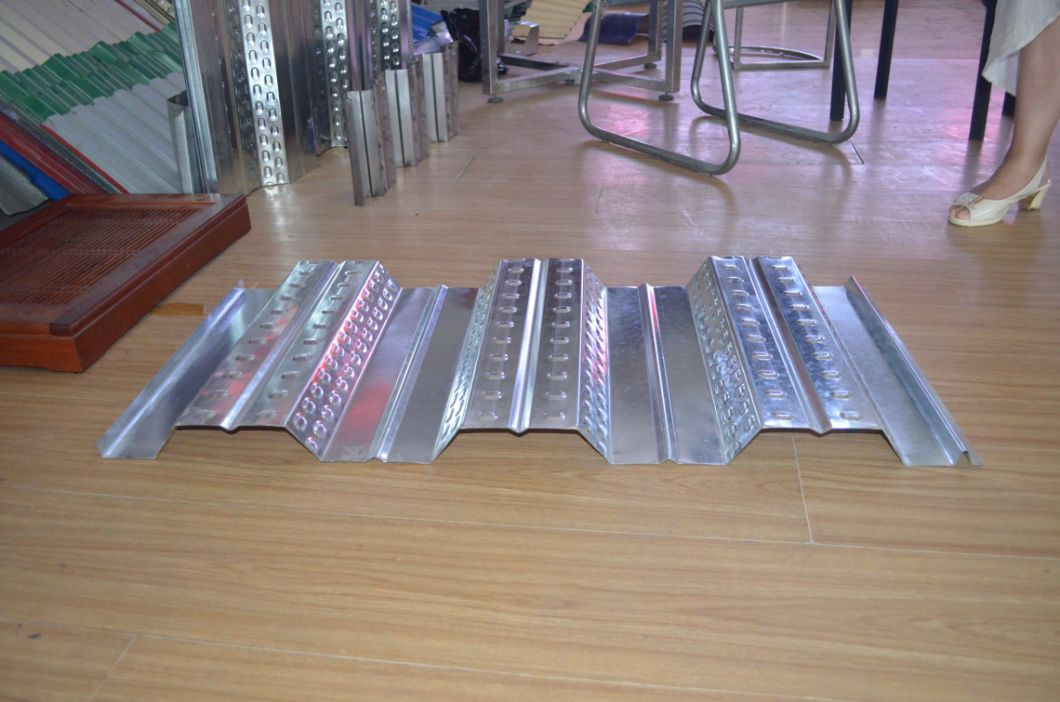 Decking Floor Panel Making Machine
