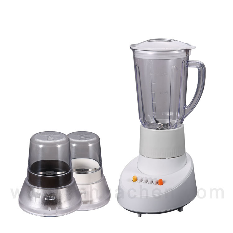 Juicer Blender Home Appliance 3in1 Plastic Jar