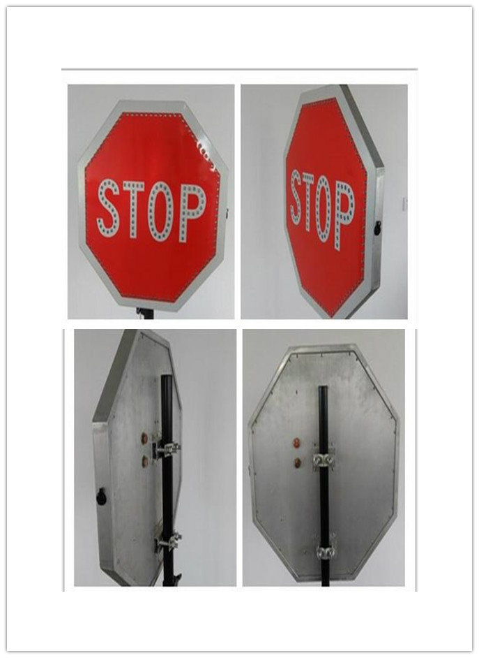Aluminum Alloy Advertising Sign Outdoor Traffic Signs Price