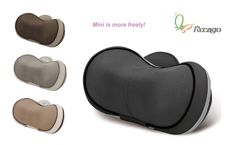 Silicone Massage Cushion Pillow Body Massager