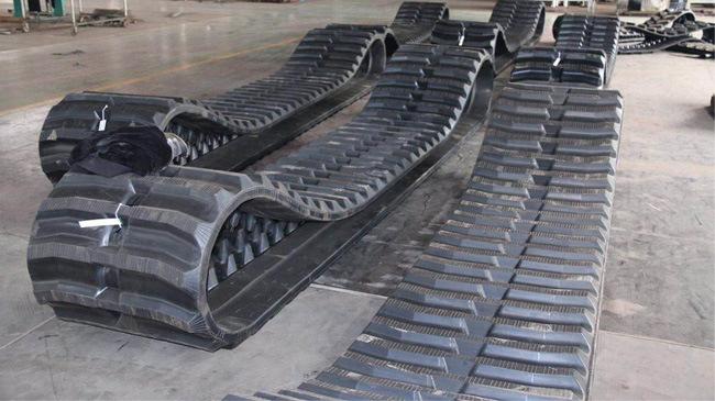 Kubota Agriculture Rubber Track for Combine Harvester