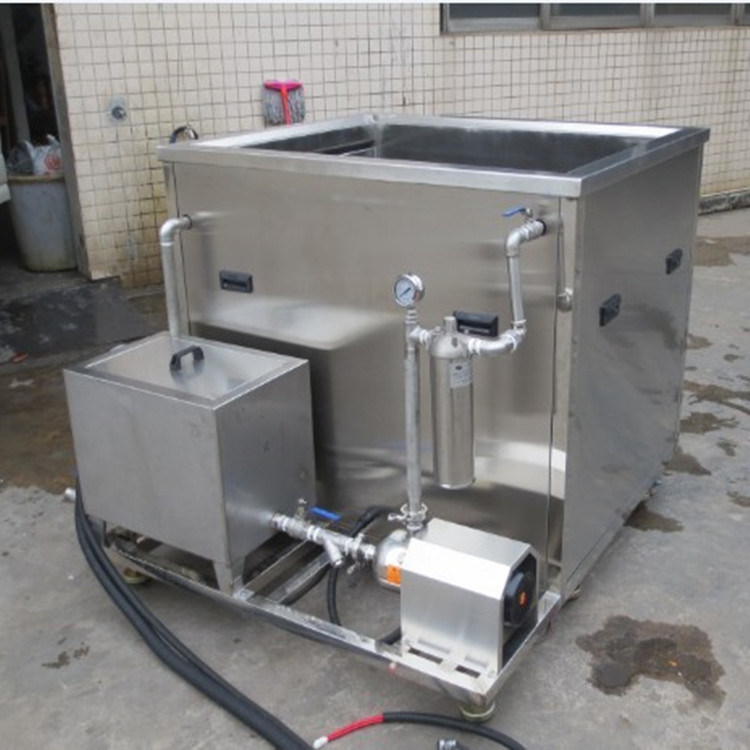 Fast Clean Dirt Easy Operating Marine Engine Ultrasonic Bath