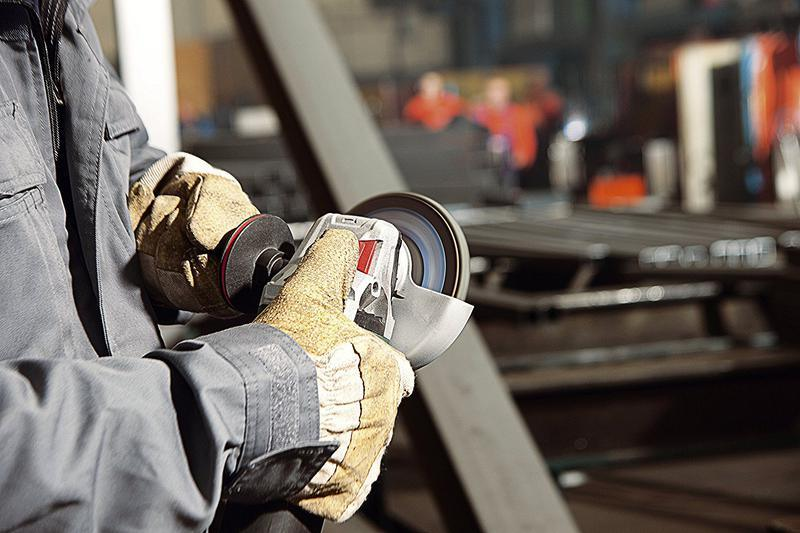 Ridgid Power Tools Right Angle Die Grinder