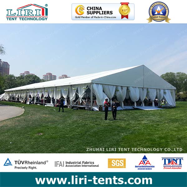 Waterproof Luxury Tents with Lighting for Outdoor Events for Sale