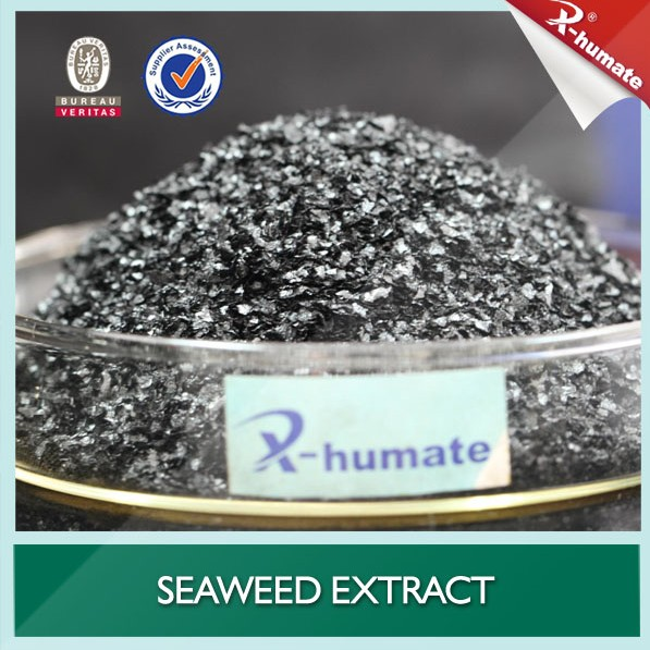 100% Water Soluble Super Potassium Humate with Anti-Hard Water