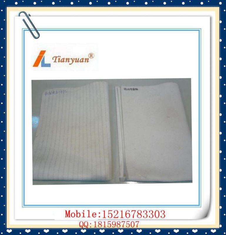 Hot Sale Antistatic Needle Felt Polyester PP Dust Filter Bag