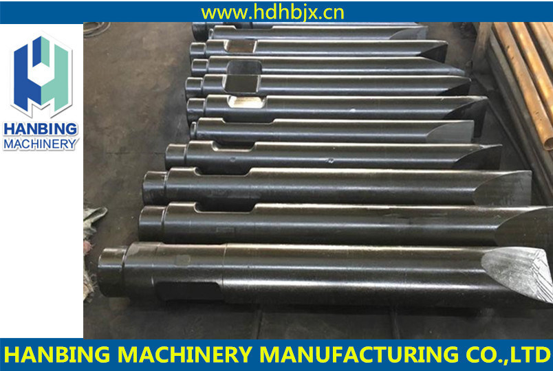 High Quality Popular Hydraulic Rock Breaker Chisels