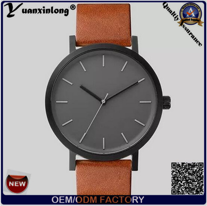 Yxl-316 Genuine Leather The Horse Watch Brand Wholesale Watches 2016 Men's Women Business Watch