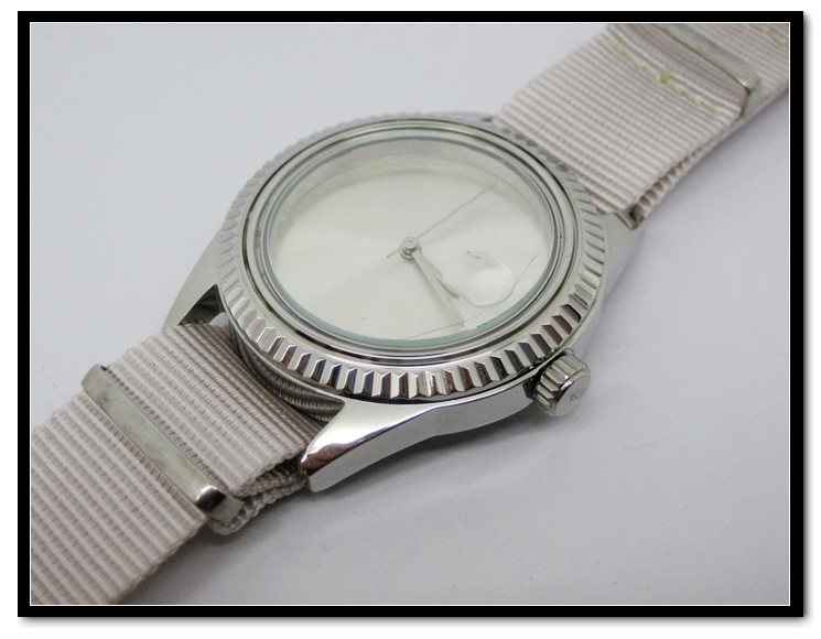 Fashion Fabric Watches Women's Watches Alloy Case Women's Watches