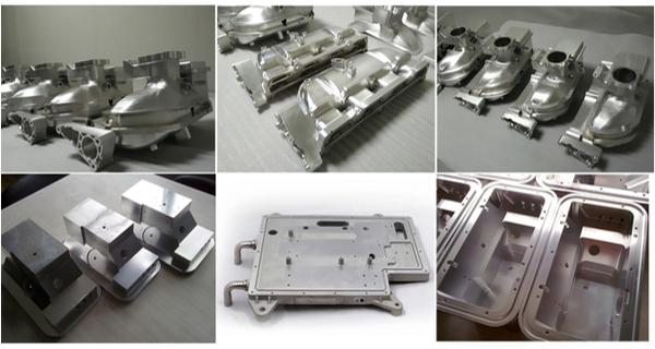 Small Batch Production Auto Spare Parts