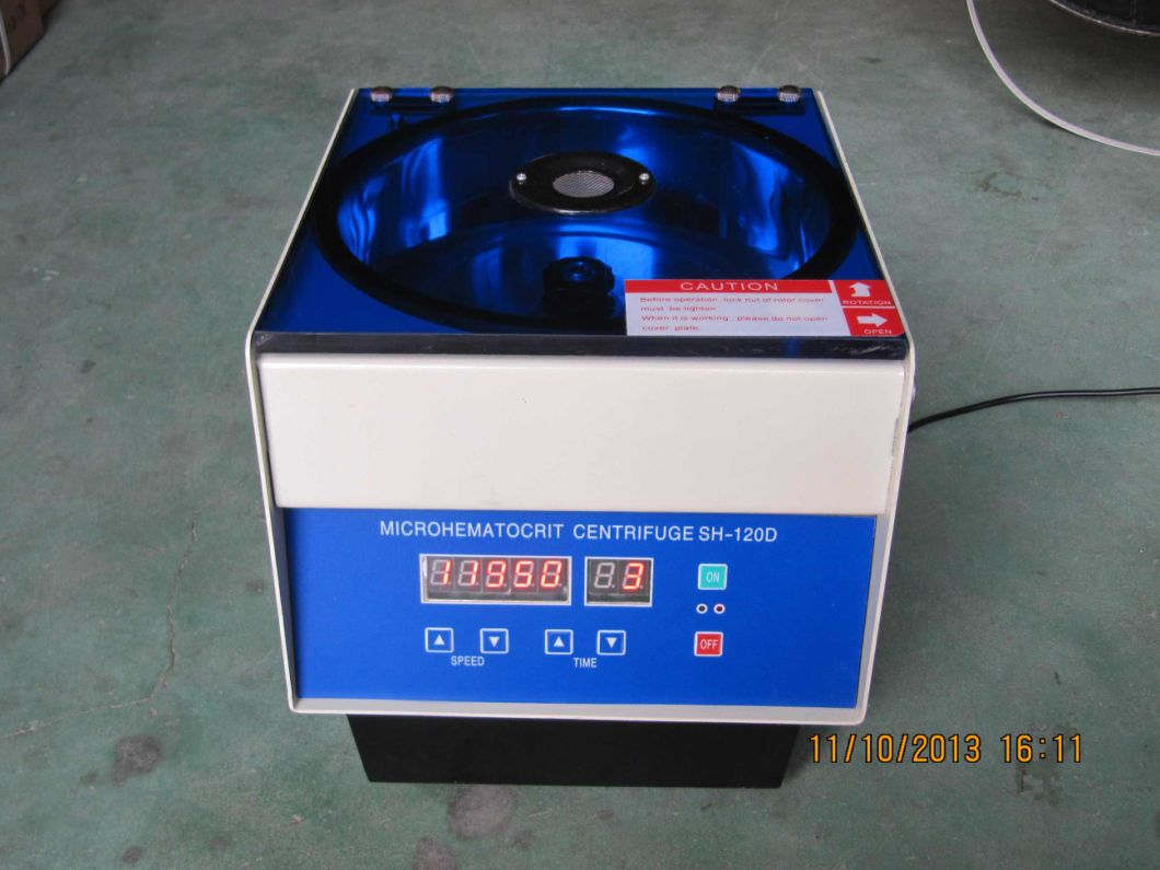 Digital Micro Hematocrit Centrifuge (JSH-120D)