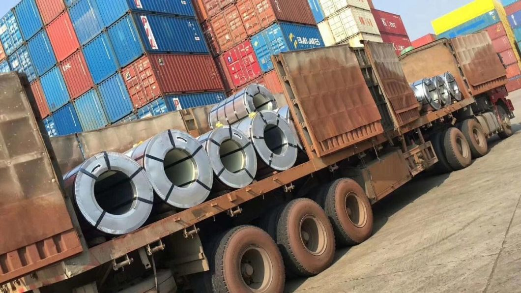 Hot Dipped Galvanized Steel Coil/Sheet/Plate/Strip