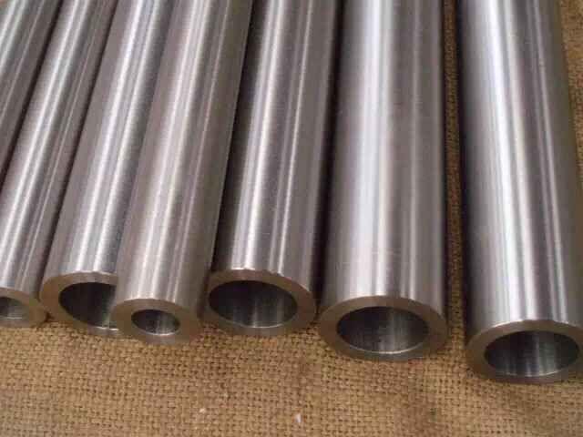 Gr1~Gr12 Titanium Alloy Tube by ASTM B338 Standard