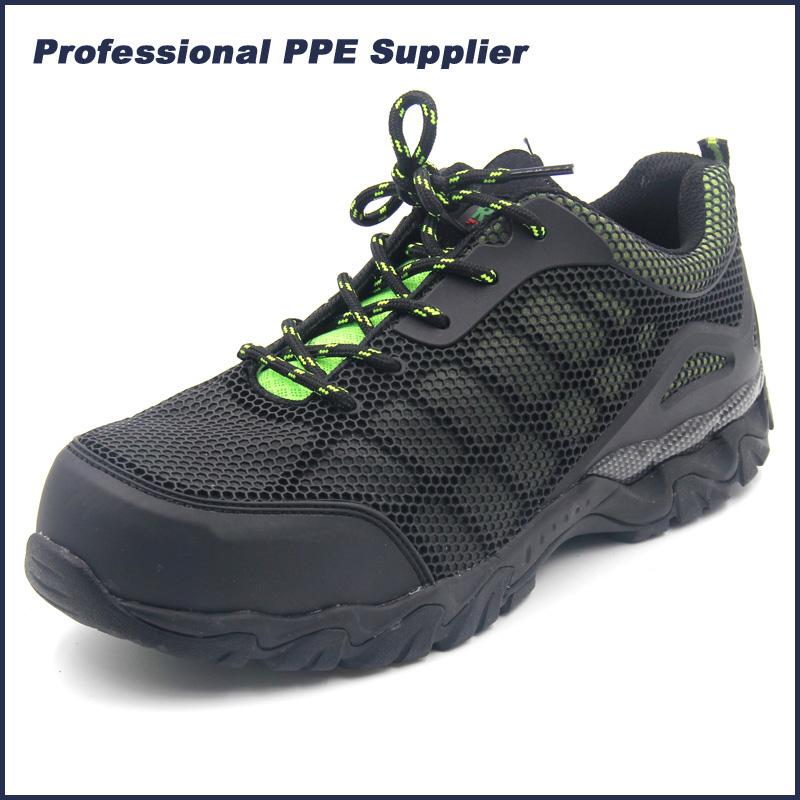 Fashion Design Kpu Upper Industrial Safety Footwear
