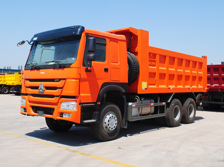 Chinese Cheap HOWO 6X4 Dump Truck for Sale