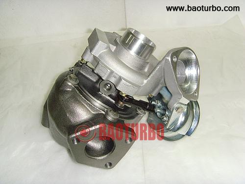 Gt1749V/750431-5012 Turbocharger for BMW