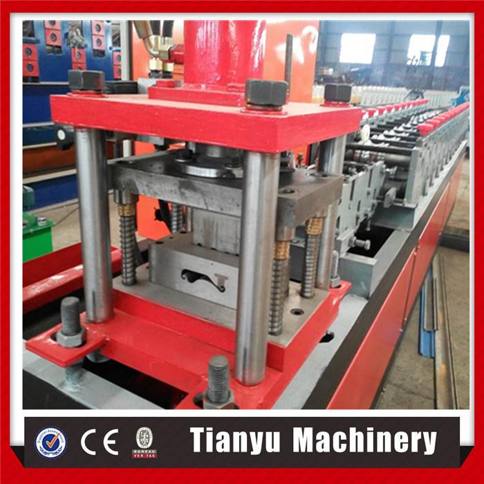 Roller Shutter Door Panel Cold Forming Machine