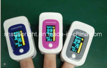 Fingertip Pulse Oximeter, Pulse Monitor with Odi Pi Function with Ce FDA Mark