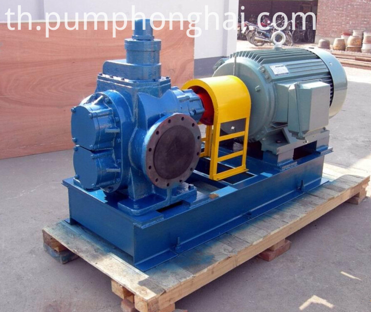 KCB9600 cast iron gear pump