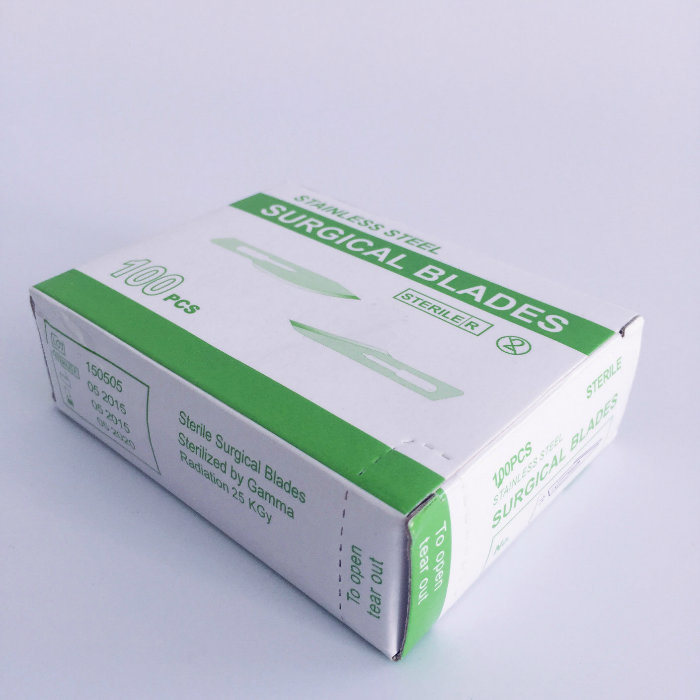 OEM Cheap Price Disposable Carbon Stainless Steel Surgical Blade
