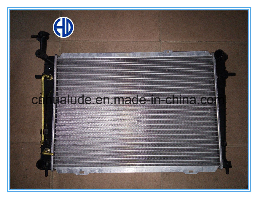 High Quality Aluminum Brazed Welding Car Radiators for D22A