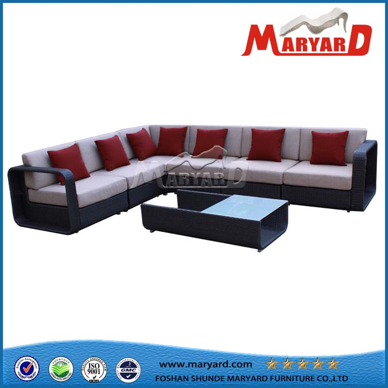 Home Garden Sofa Set with Good Price