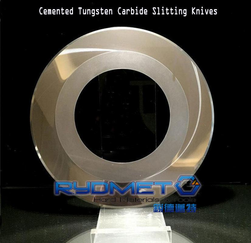11-Tungsten Cemented Carbide Industrial Blades Slitting Knives Razor Blades