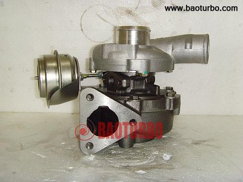 Gt1849V 717626-5001 Turbocharger for Saab