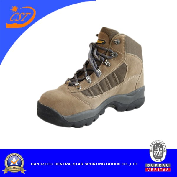 Leather Outdoor Hiking Boots for Men