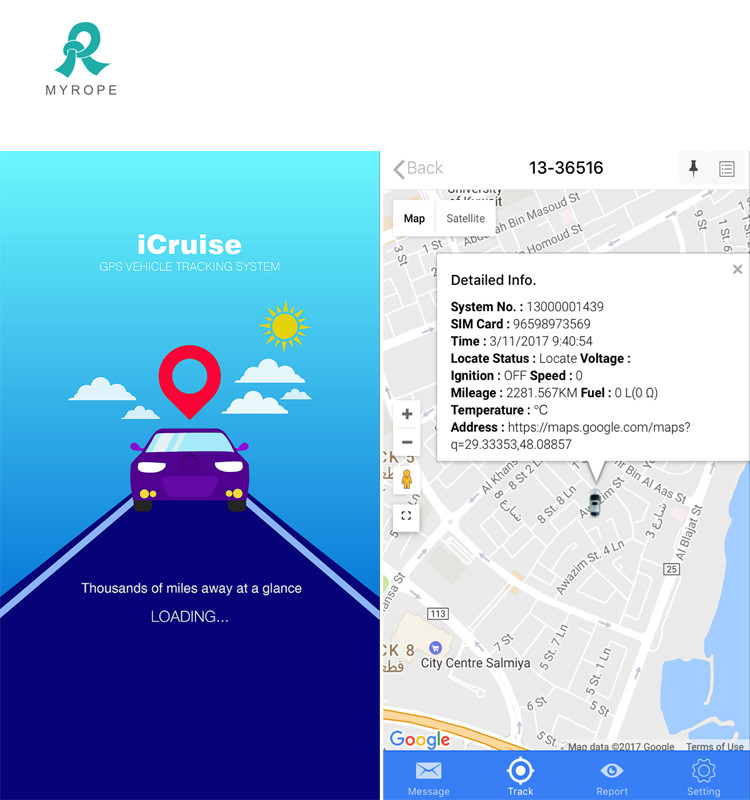 GPS Vehicle Tracking No Monthly Fee