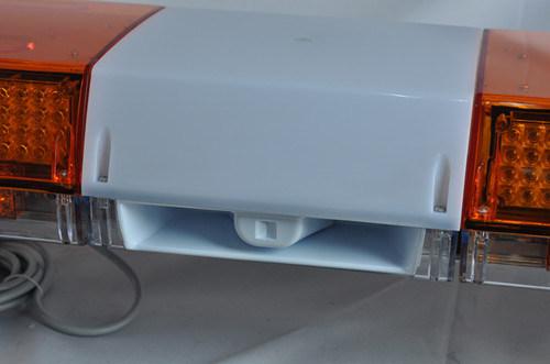 Truck Car Amber LED Warning Light Bar with Siren (TBD06426)