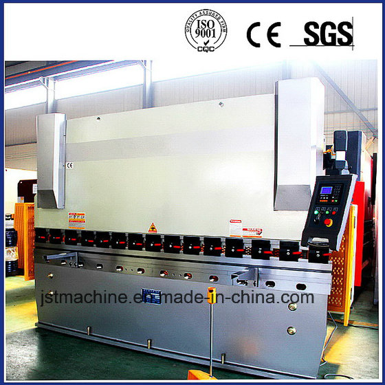 Hydraulic Press Brake Plate Bending Machine (WC67Y-100T/ 3200)