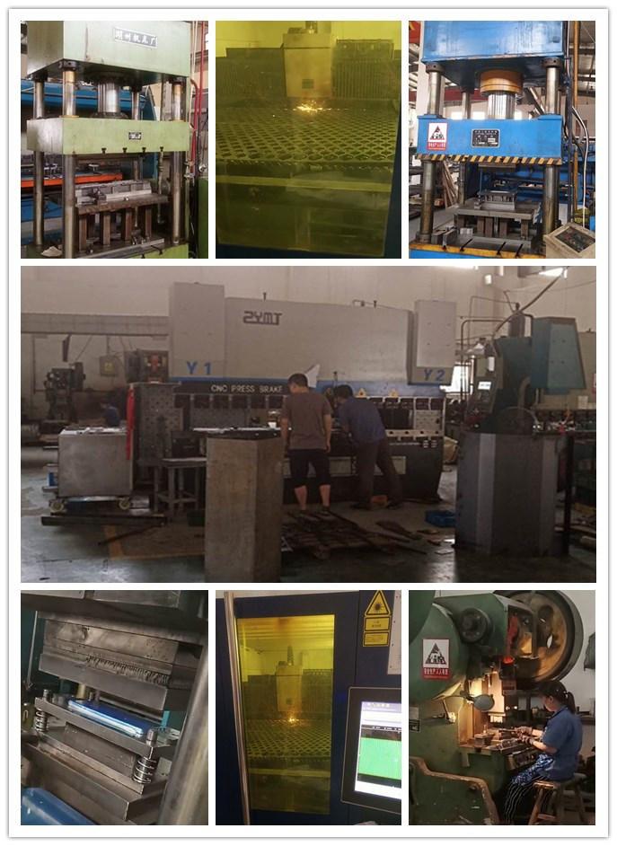 Steel/Aluminum/Brass Sheet Metal Fabrication/Stamping/Stamped Punching Parts