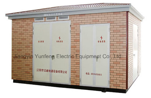 Combined Box-Type Substation, Power Distribution Device-Ybm