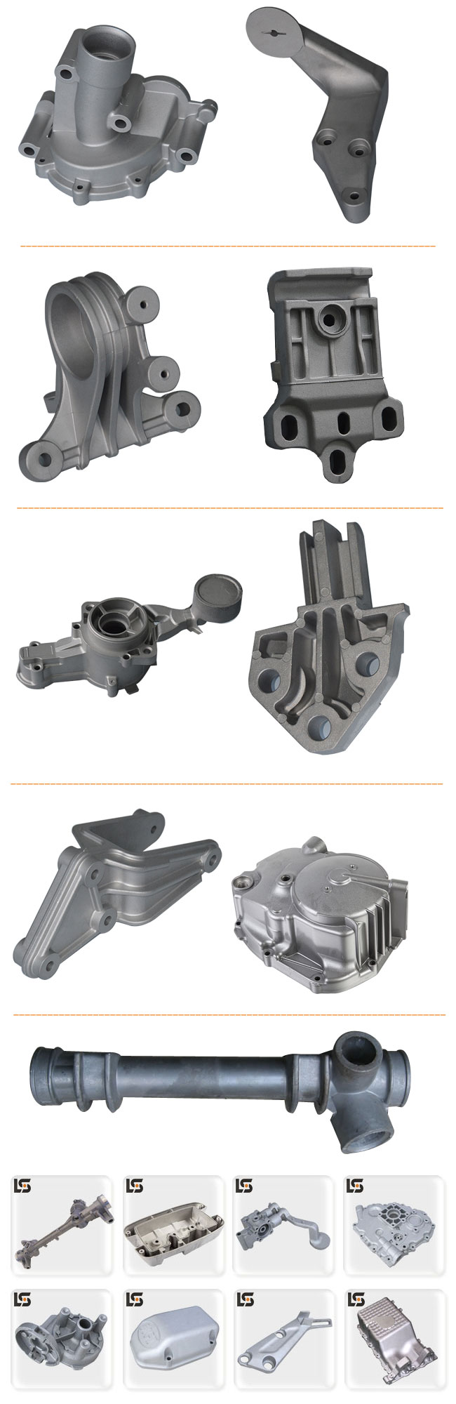 Aluminum Housing Motorcycle Parts, Motorcycle Parts and Accessories