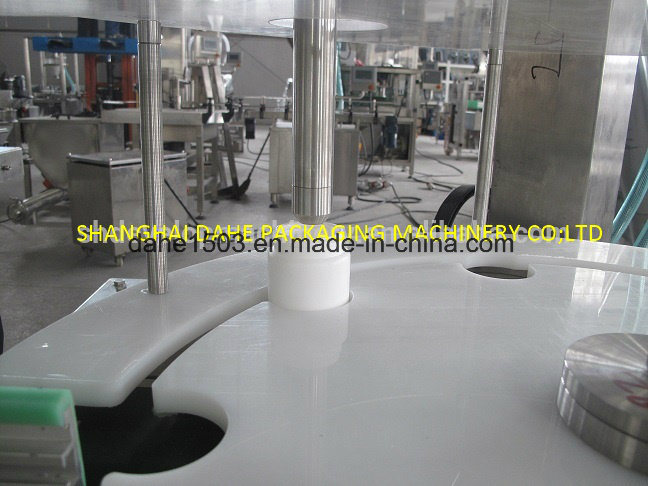 New Powder Bottled Filling Machine with Inline Checkweigher