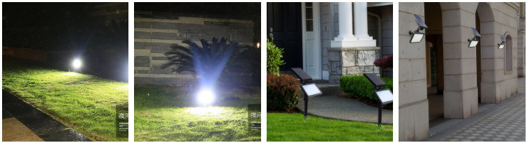 Solar Garden Lawn Light Solar Powered LED Stick Light Solar Garden Pathway Lights